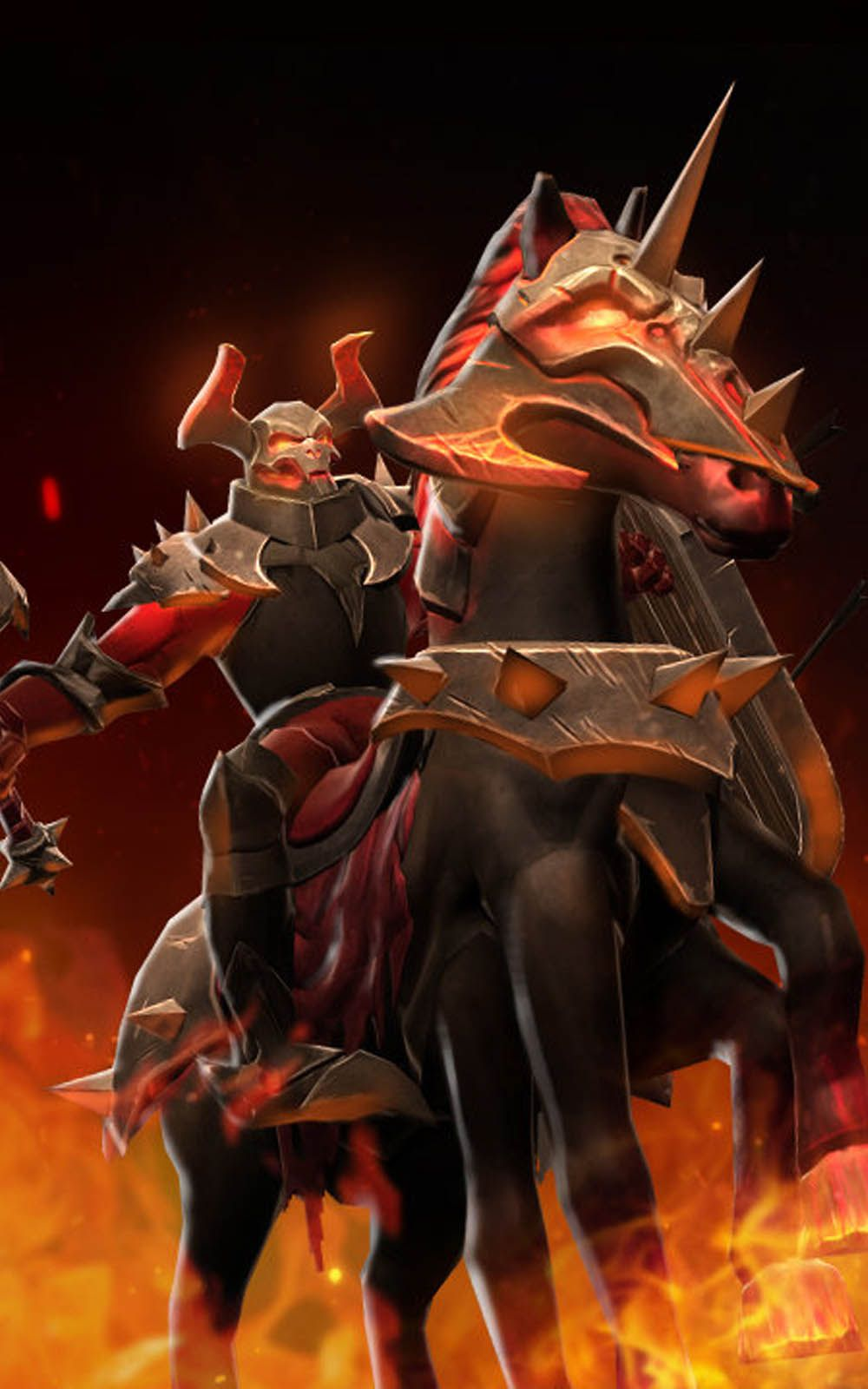 Chaos Knight Dota 2 4k Ultra Hd Mobile Wallpaper Dota 2 Wallpapers Hd Defense Of The Ancients Dota 2 Wallpaper