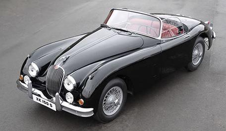 Chatter Works Chatwrks Automfg 1958 Jaguar Xk 150 Vintage Sports Cars Jaguar Jaguar Xk