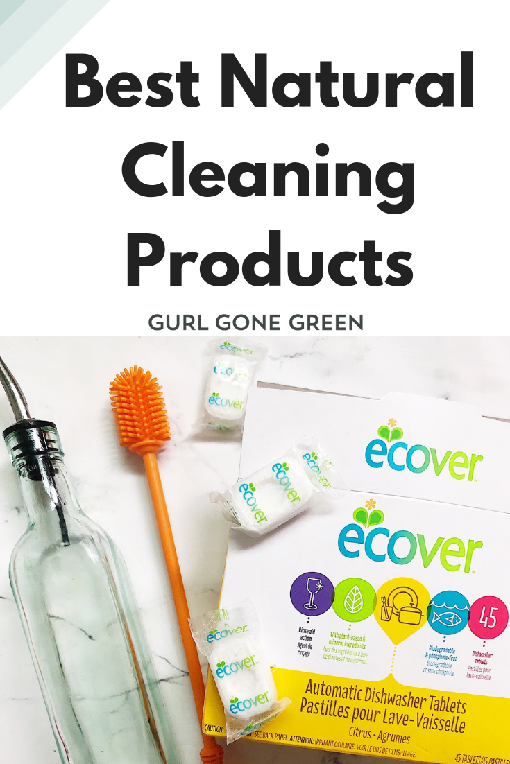 Natural Cleaning Products With Images Natural Cleaning
