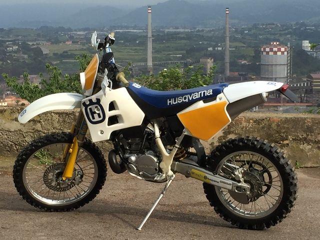 Mil Anuncios Com Husqvarna Venta De Motos De Trial Y Cross De Segunda Mano Husqvarna En Asturias Enduro Gas Gas Motos Trial Venta De Motos Motos Enduro