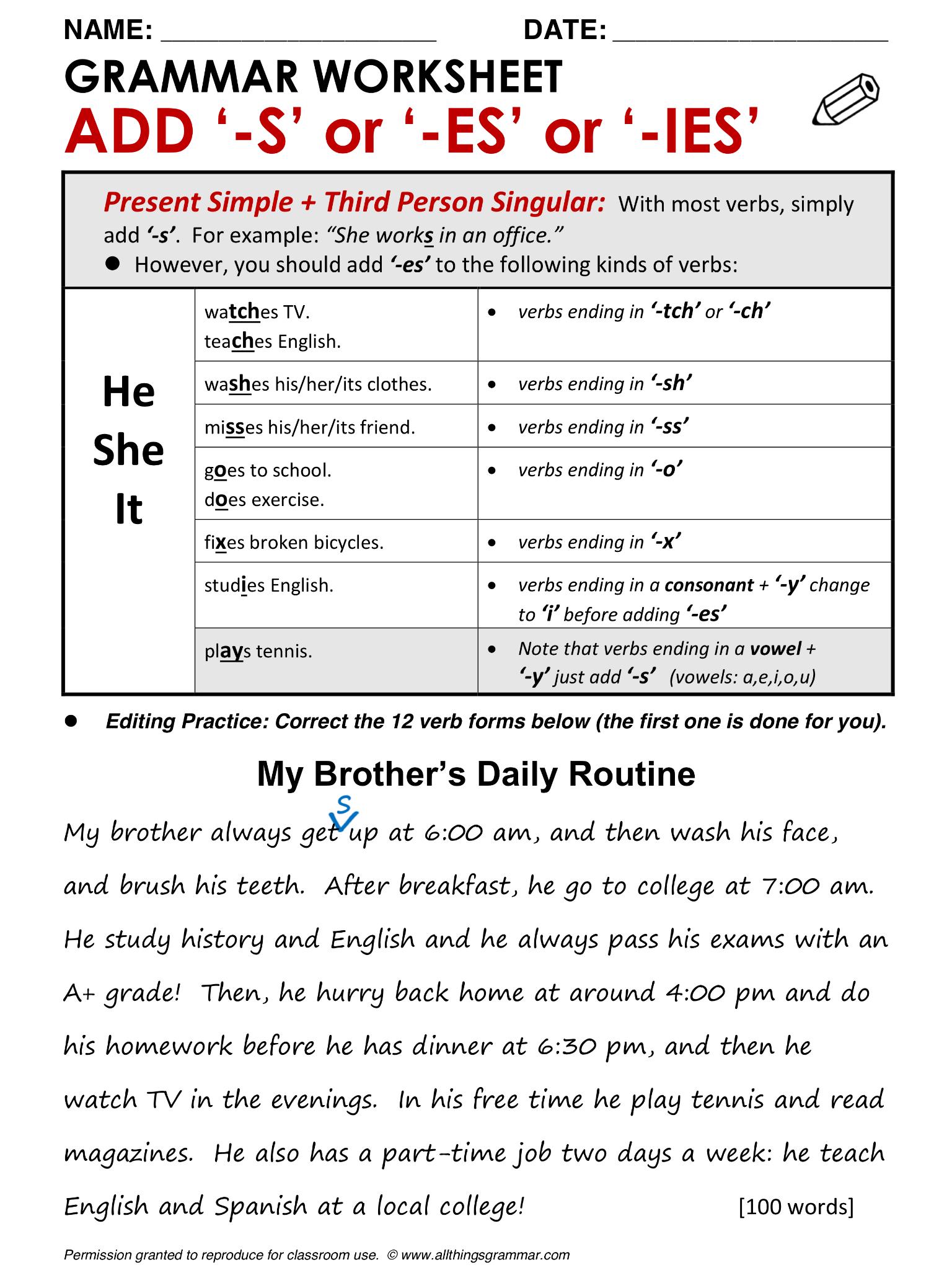 Image Result For Ingles Multiples Choise Para Imprimir