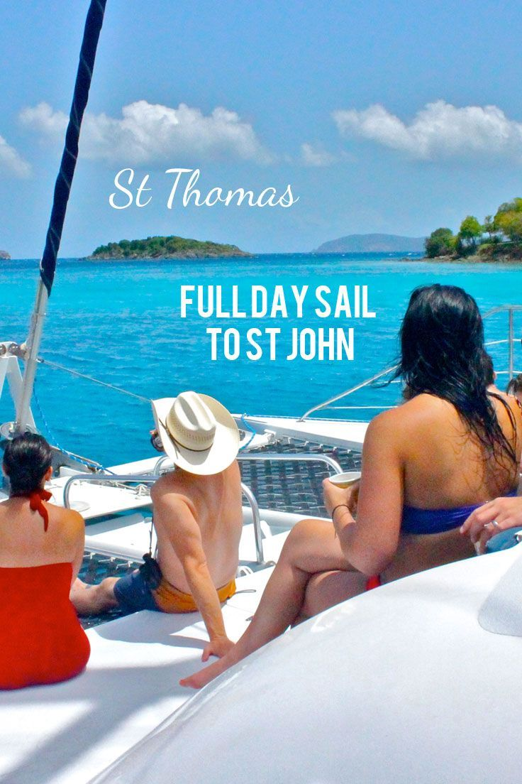 Picture Of Sail Channel Islands Day Tours: Full Day Sailing Tour To St. John (With Images)