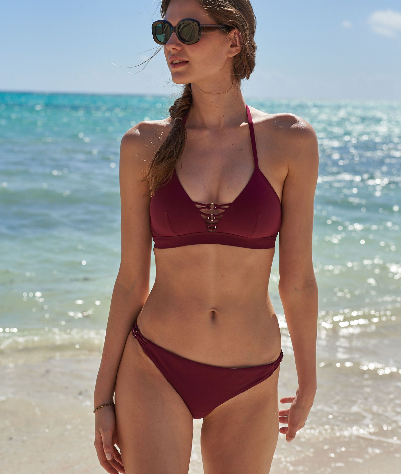 3b7c6af01d48 ETAM | Bas de bikini simple, œillets | #New_In February 2019 en 2019 ...