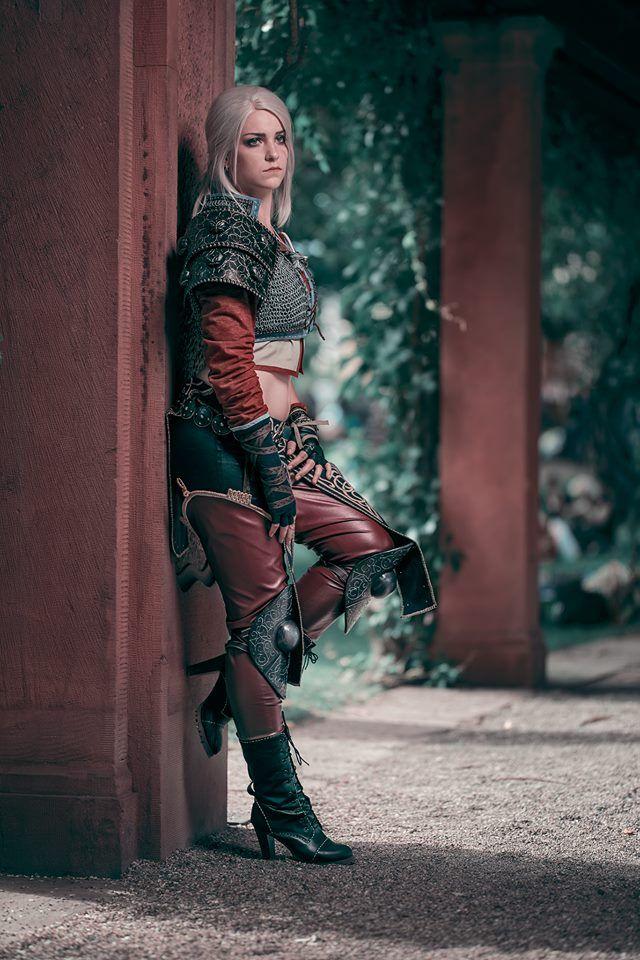 Ciri alternate look - Witcher 3   Cosplay   The witcher