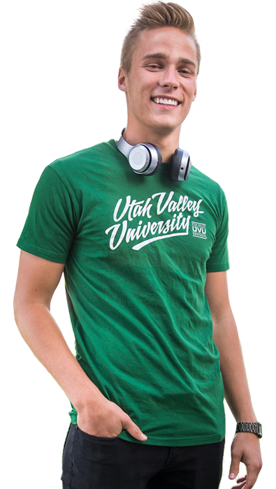Check out the Utah Valley University Marketing website to