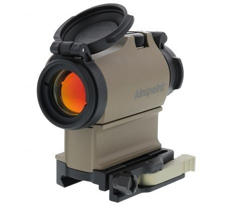 Aimpoint Micro T 2 Red Dot Sight W Lrp Mount And 39mm Spacer 2