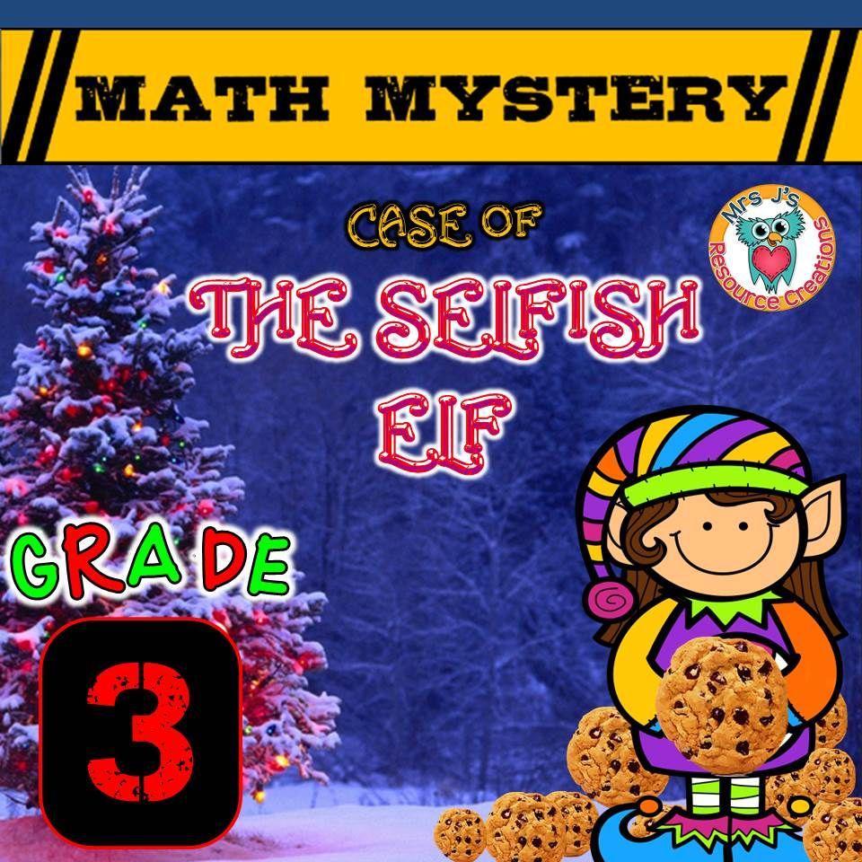 Picture Christmas math, Fun christmas activities
