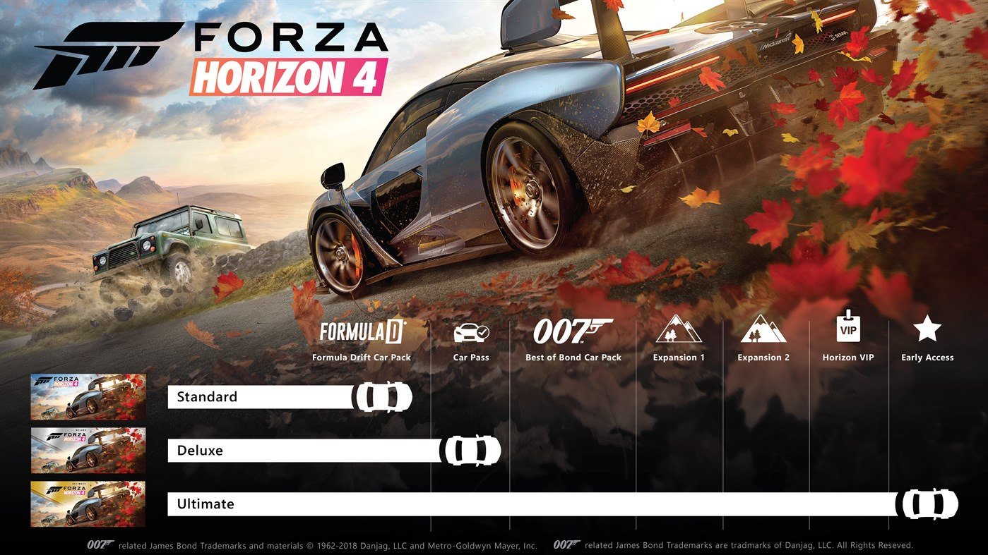 Simulator Games Forza Horizon 4 Forza Horizon Forza