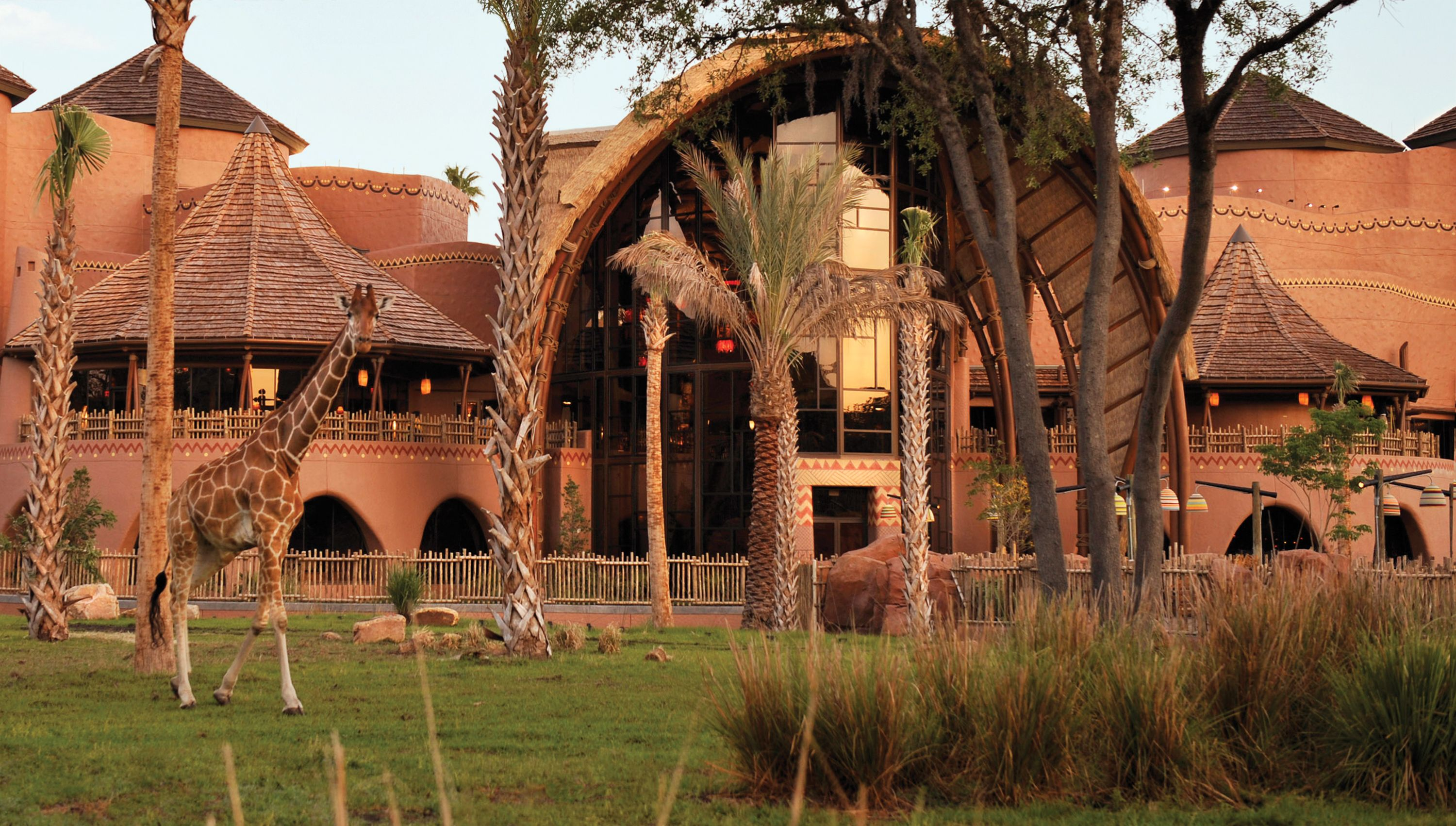 Disney Resort Hotels, Disney's Animal Kingdom Lodge