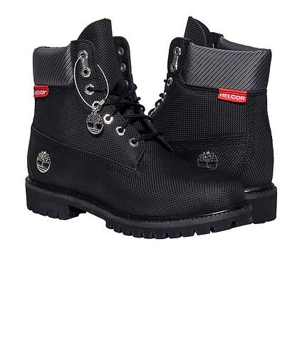 8b217a9fa439 TIMBERLAND MENS 6 INCH PREMIUM HELCOR BOOT JJ EXCLUSIVE Black ...