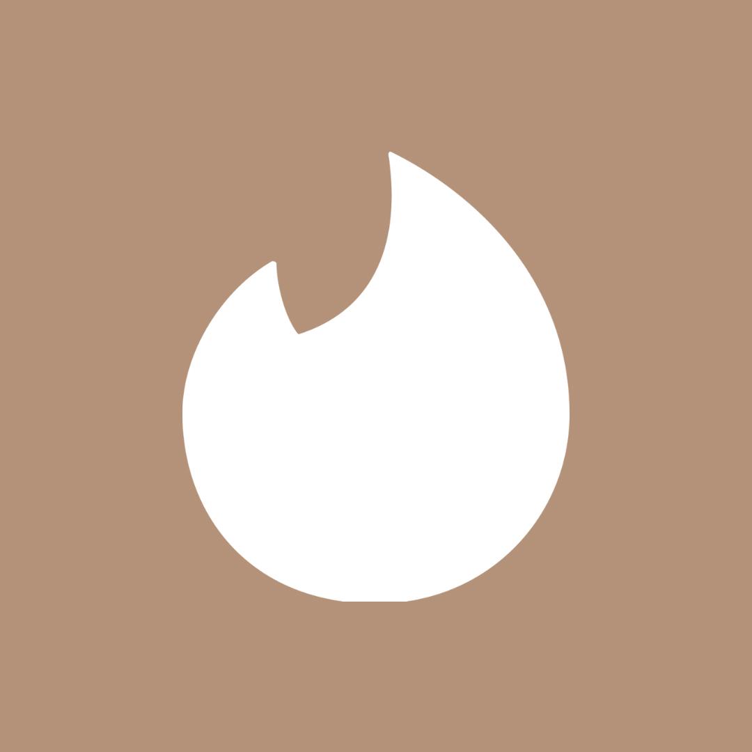 Tinder App Icon Ios Icon Iphone Logo