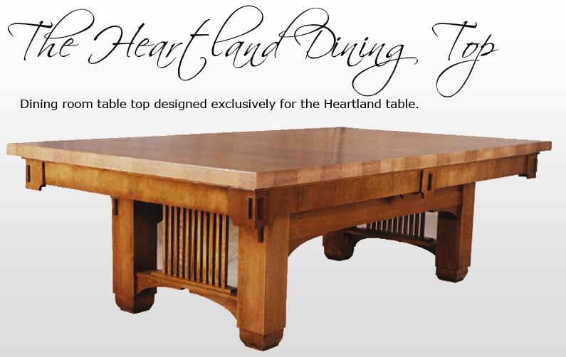 Arts U0026 Crafts Dining Table