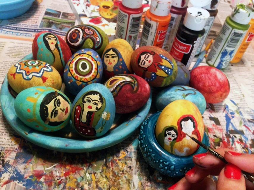 Image result for nowruz eggs Egg decorating, Easter eggs
