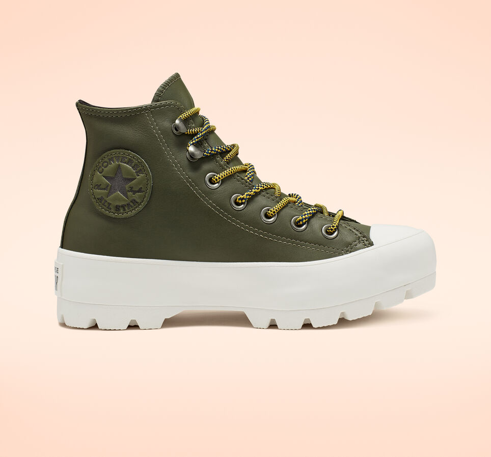 Winter GORE TEX Lugged Chuck Taylor All Star Boot Womens