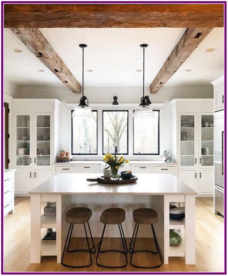 28 Small Kitchen Design Ideas: 28+ Modern Kitchen Ideas You'll Dream