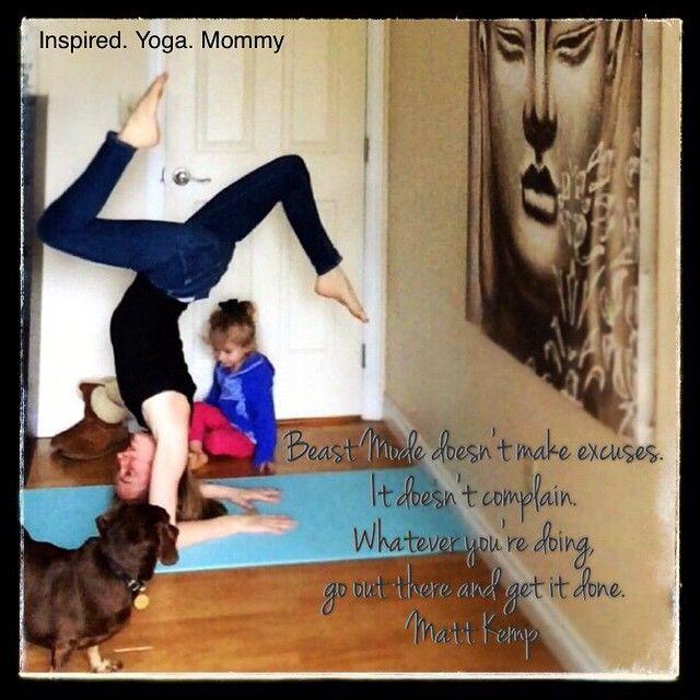 #yoga #inspiration #inspired.yoga.mommy #beastmode