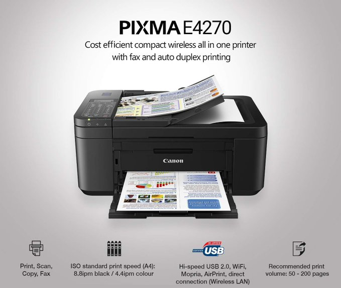 Indian Top Deal On Twitter Printer Wifi Printer All In One
