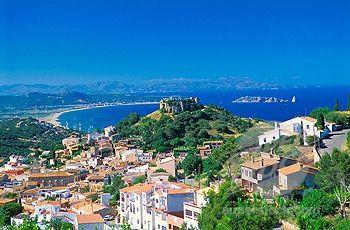 Lugares, sitios de interés y pueblos con encanto de Catalunya.: Begur** Girona
