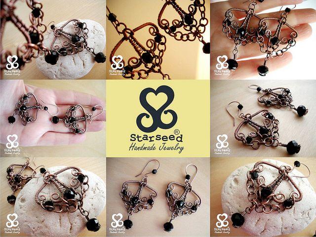 Beearice Earrings