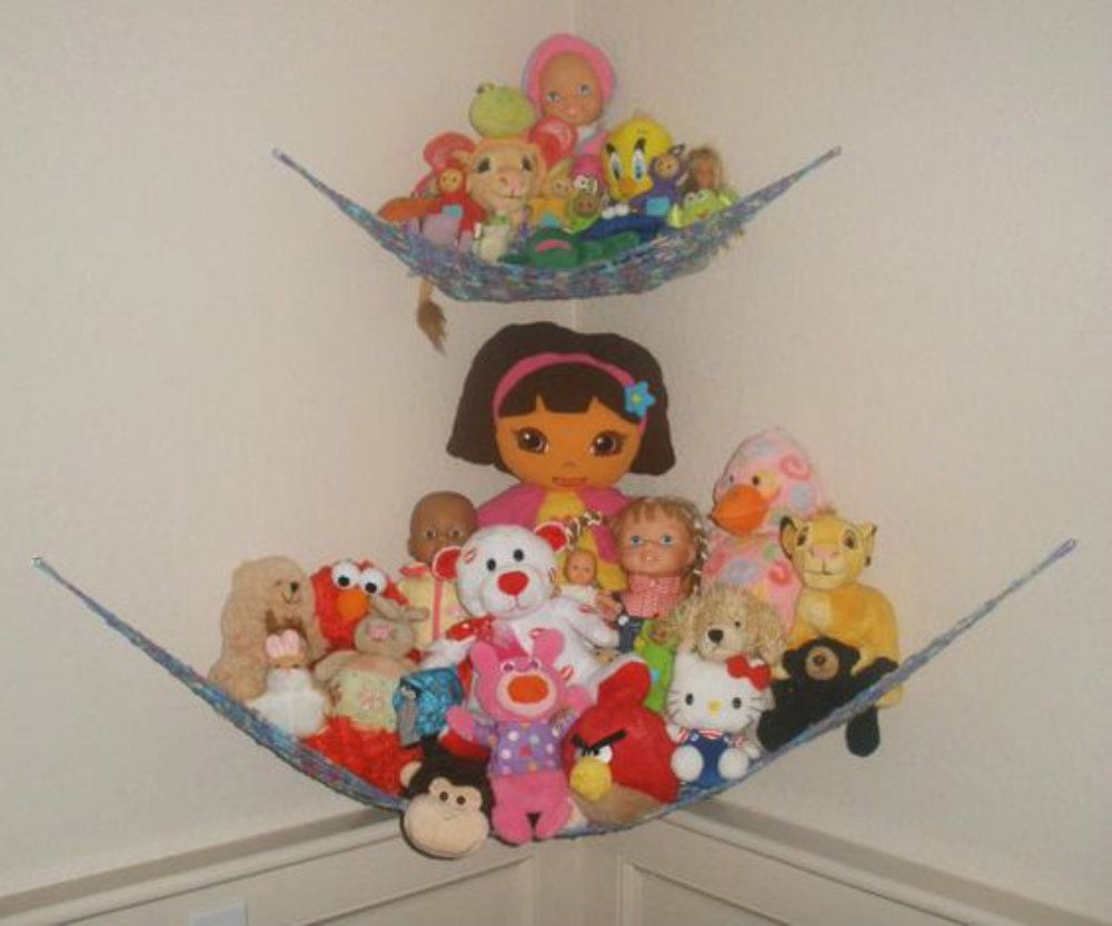 Free Knitting Pattern for a Toy Hammock | Knitting patterns ...