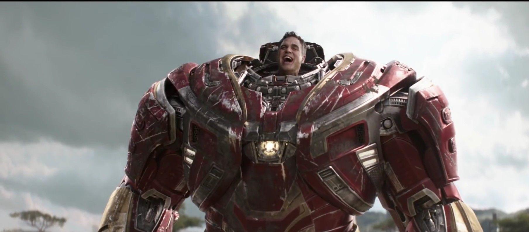 4. Hulkbuster 2.0 :
