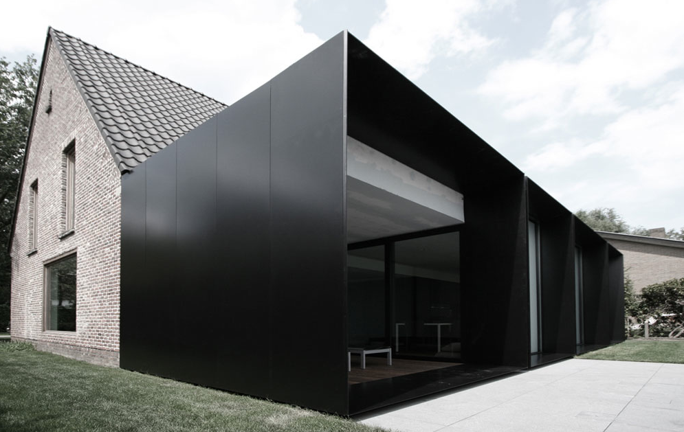 HOYSS: Photo | Architecture | Architecture, Maison, Extension maison