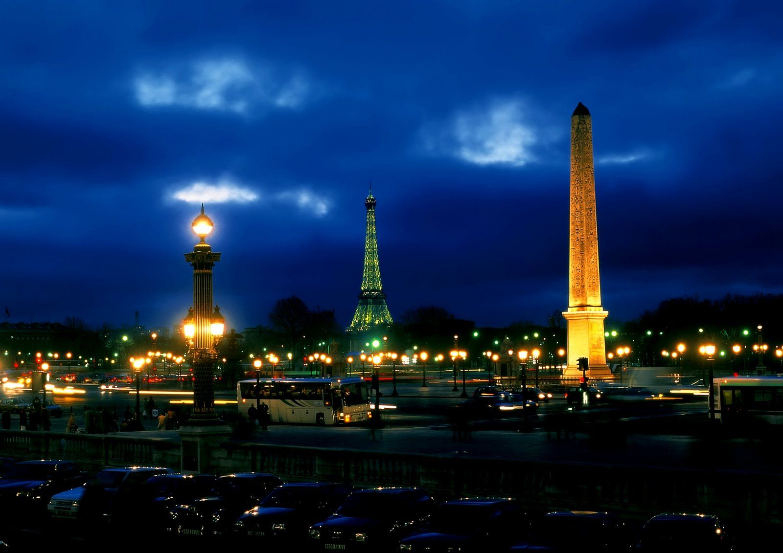 paris in night | paris at night wallpaper | free download wallpaper
