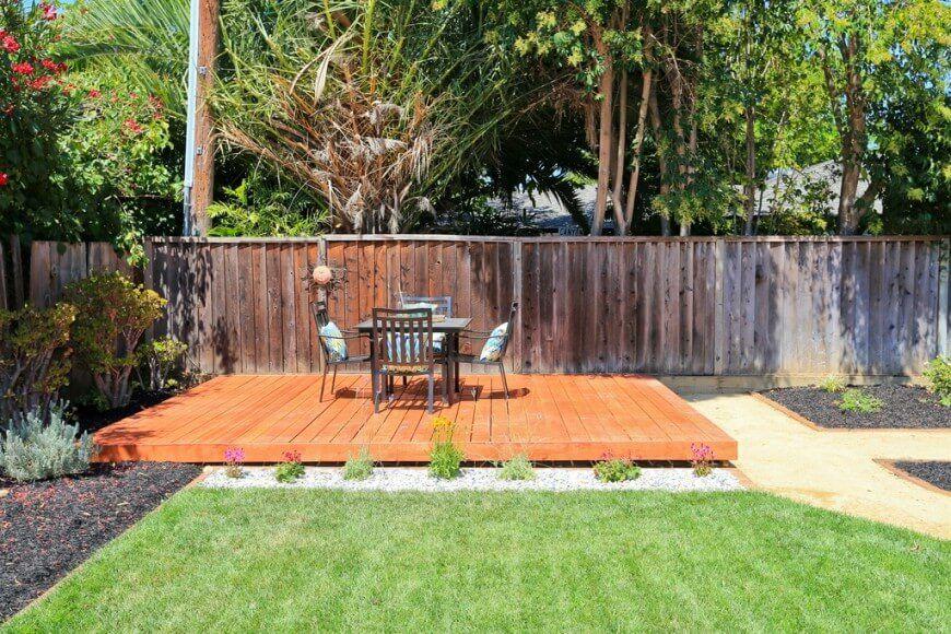 26 Floating Deck Design Ideas Deck Landscaping Roof Garden
