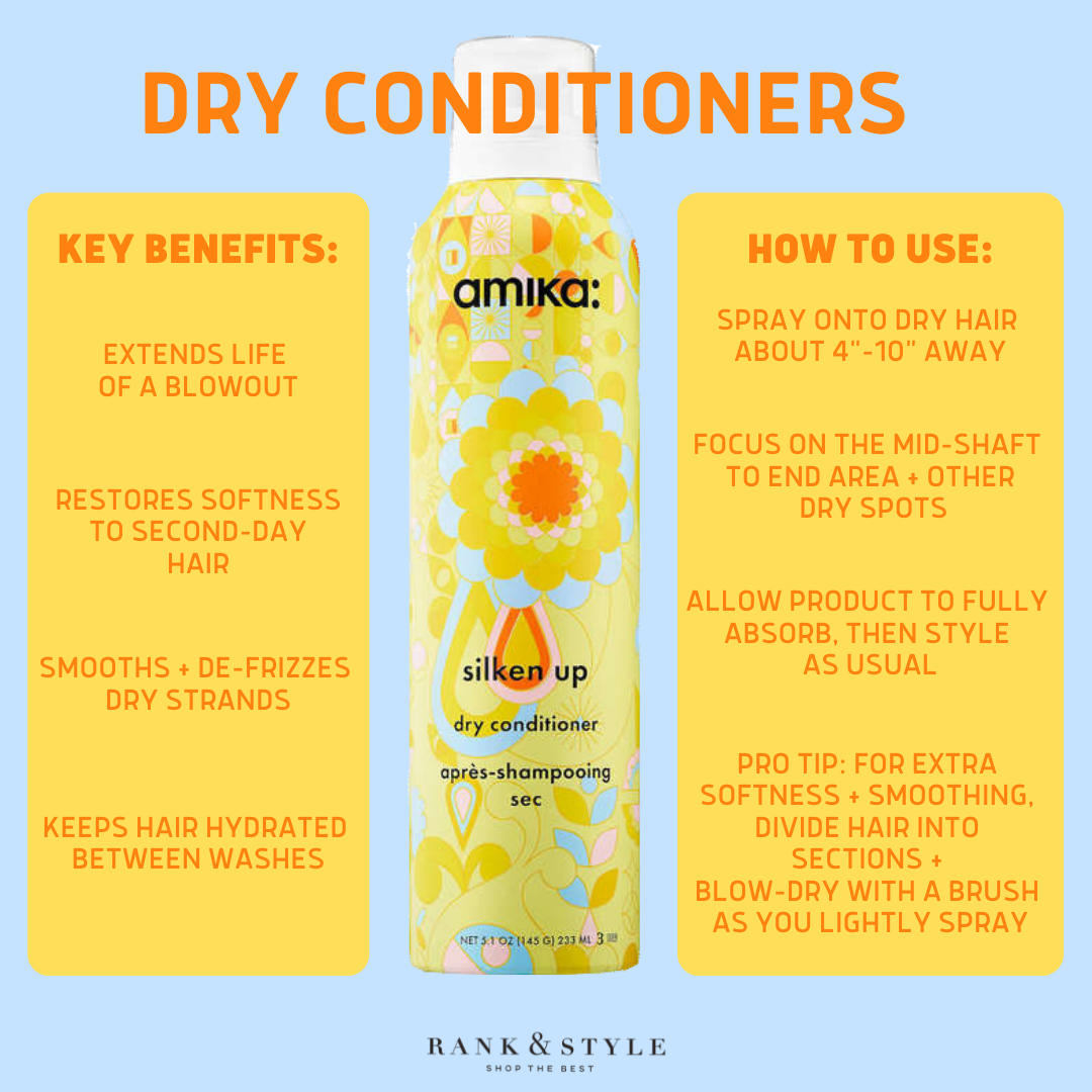 10 Best Dry Conditioners In 2020 Dry Conditioner Second Day Hairstyles De Frizz