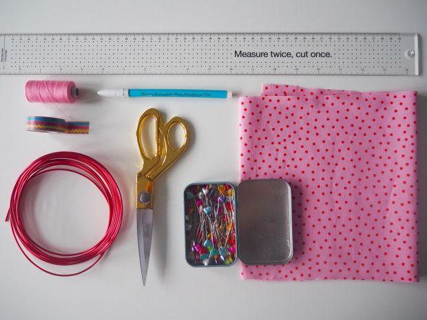 DIY Tutorial: Twist Tie Bandana for #WearItOut – Smile & Make