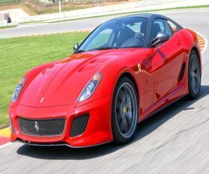 Nice Sport Car Ferrari 599 Gto On Hd Car Wallpapers From Www