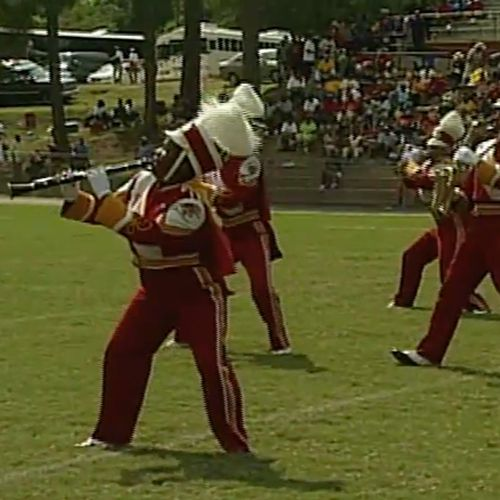 2015 Honda Battle Of The Bands Tuskegee Marching Crimson Pipers Tuskegee Tuskegee University Battle