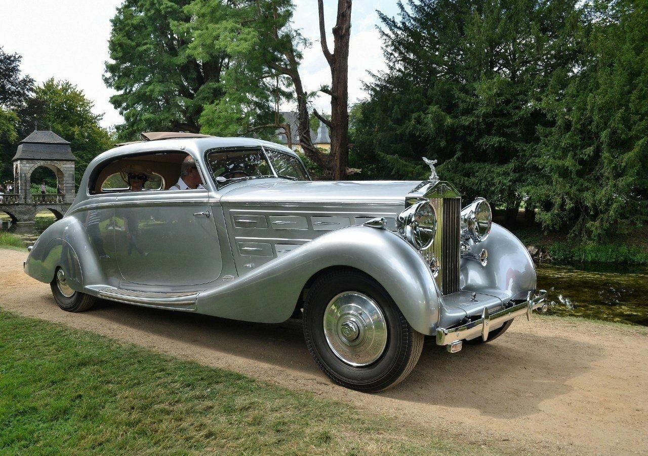 Nicho4125 Silver Shadow Crewe 1938 Rolls Royce Silver Wraith Coupe Erdmann Rossi Superb Rollsroyceclassi Rolls Royce Classic Cars Rolls Royce Cars