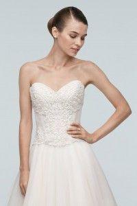 watters  keo corset bridal separates  bridal dress