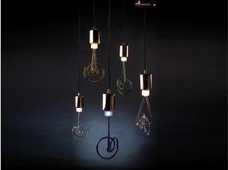 Lampadina a LED TWIST LAMP Seletti Lampadina