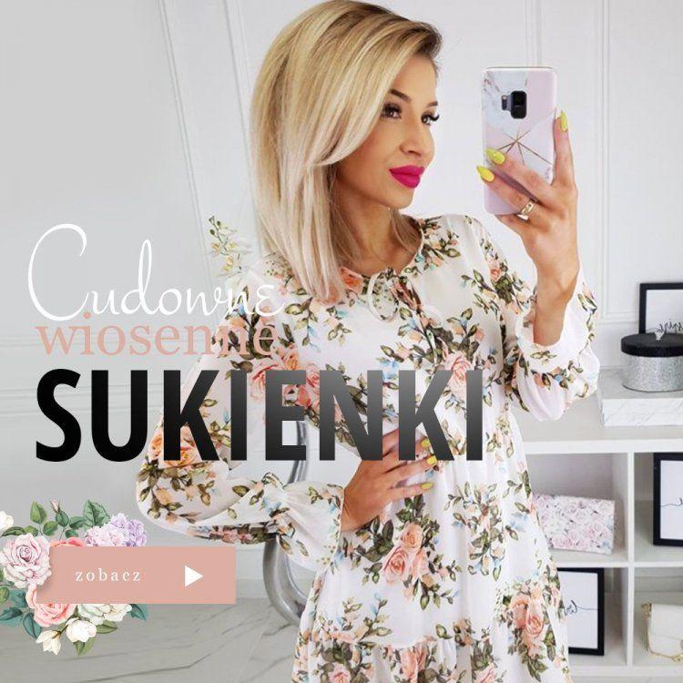 c889701f894ad0 CandyTM: Butik Online z Odzieżą Damską. Sukienki, spodnie, bluzki, swetry.