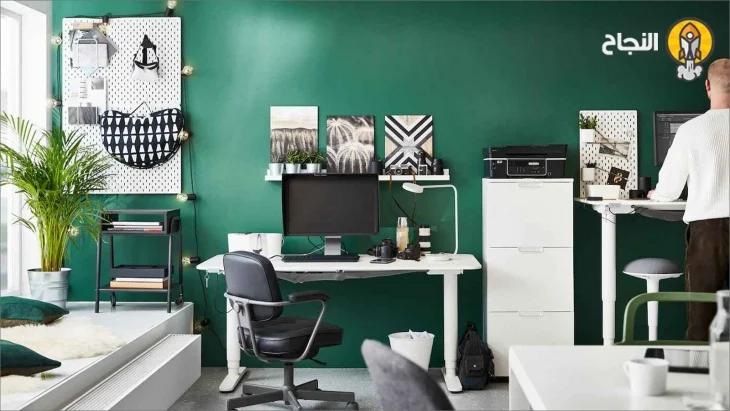 9 أماكن عمل قليلة التكلفة لتنطلق في ريادة الأعمال Home Home Decor Furniture