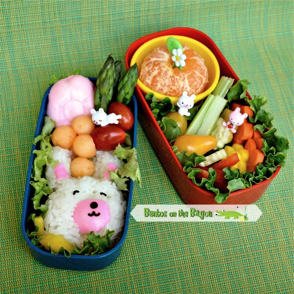 Bentos on the Bayou: Dairy-free