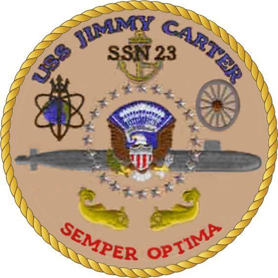 USS ''Jimmy Carter'' SSN-23 (Seawolf-Class Fast Attack