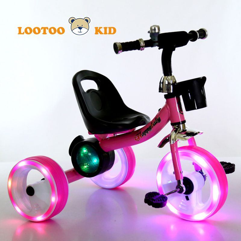 Alibaba China Factory Wholesale Cheap Price Kids Pedal Tricycle 3