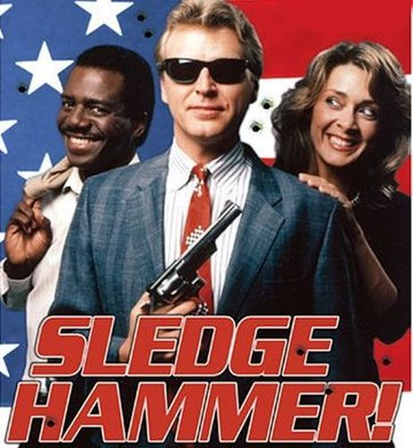 Sledge Hammer | childhood memories | 80 tv shows, Old tv