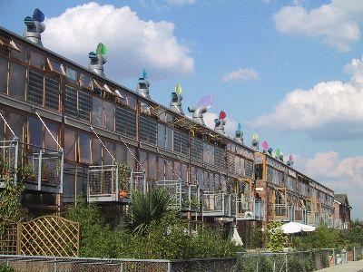 Eco - housing & mini towns