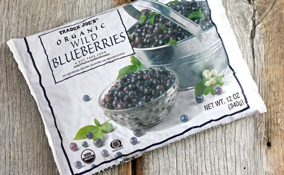 Image result for trader joe's frozen wild blueberries