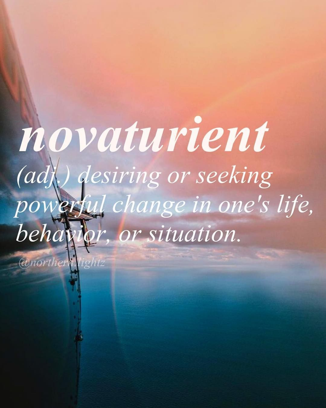 novatureent although this word has not yet been
