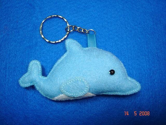 Cute Felt Dolphin Stuff To Make Animales De Fieltro