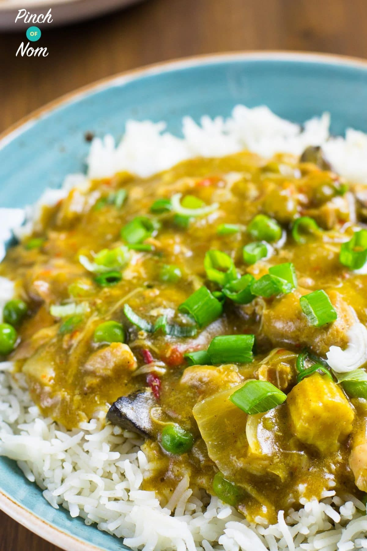 Low Syn Chinese Chicken Curry Slimming World Slimming