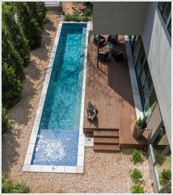 50 modelos piscina pequena para inspirar sua reforma ou for Piscina y candidiasis
