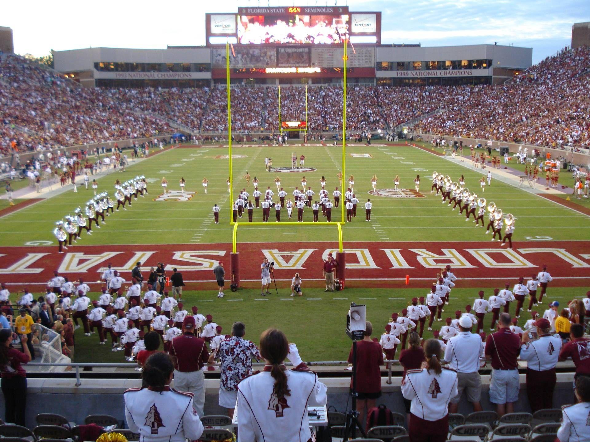Florida State Seminoles stadium Florida state football