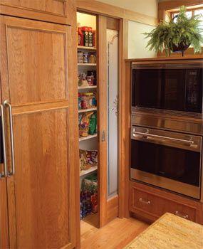 Best Create An Open Craftsman Style Kitchen Kitchen Sliding 640 x 480