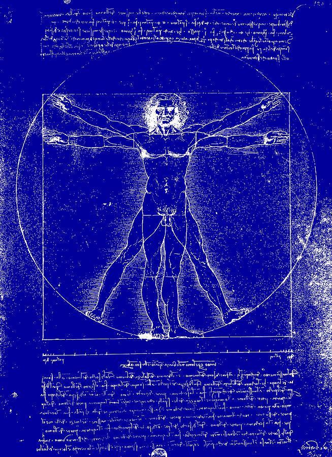 Http Images Fineartamerica Com Images Medium Large 5 Vitruvian Blueprint Leonardo Da Vinci Jpg Blueprints Tony Montana Vitruvian Man